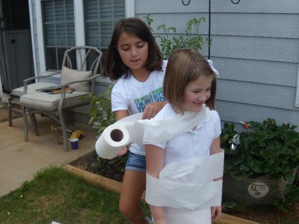 Gianna & Katie