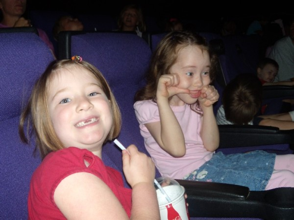 Free movie with friends--VeggieTales Pirates Who Don't Do Anything